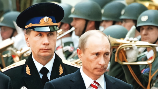 普京的第一男保鏢有多強?跟隨普京近25年,未有失手