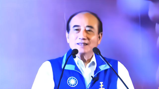 王金平:需要我来救台湾 一定要安排一条路让我走