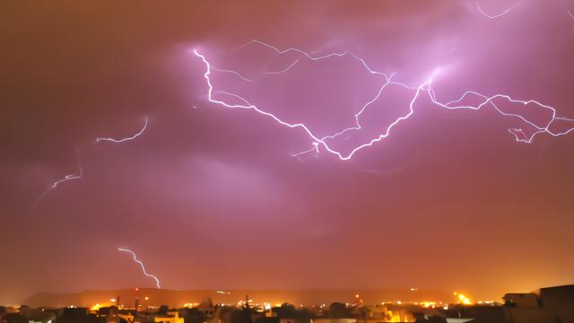 2天33人死于雷击!印度北部遭遇雷暴极端天气