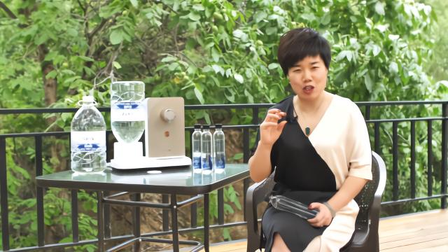 北贡灵泉——第25届中国国际健康产业博览会专用水