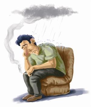 老年抑郁症的预警信号