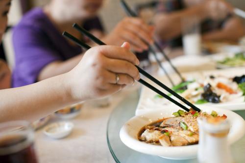 中国餐饮产业规模世界第二