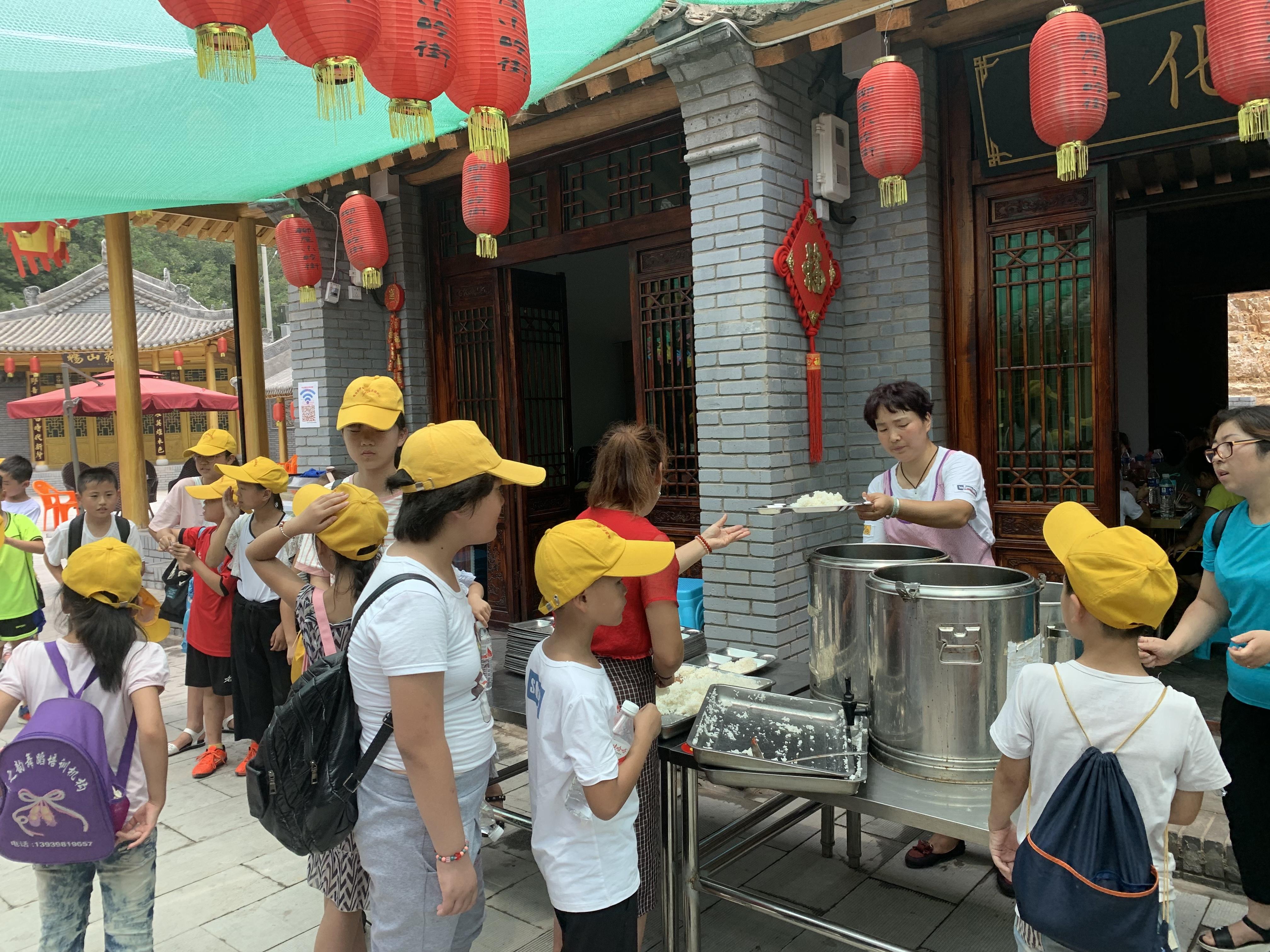 感受三门峡渑池县美丽柳庄 乐享文化大餐