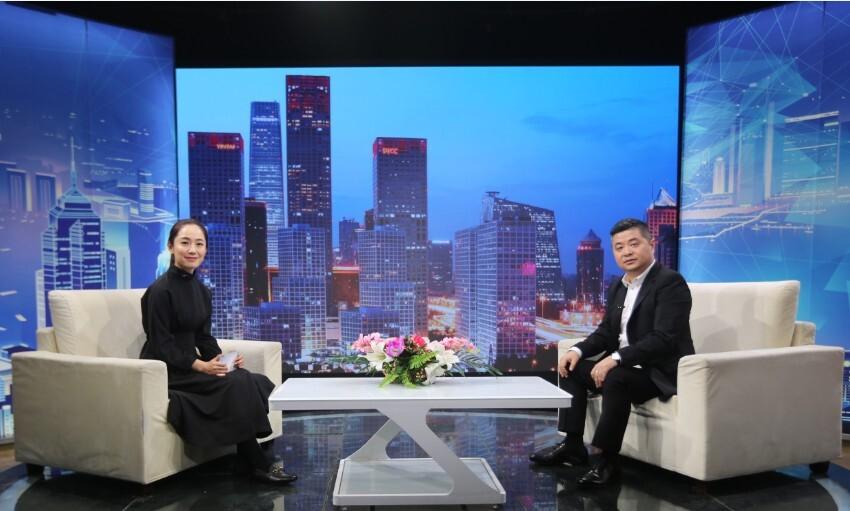 "<b>""上海兔小二科技有限公司""创始人张健东做客《信用中国》</b>"