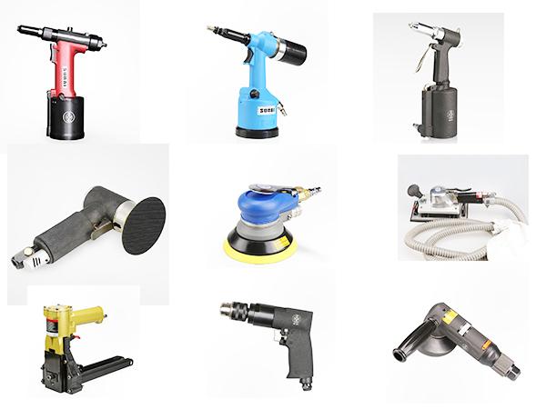 <b>气动工具市场潜力巨大,有待进一步开发</b>