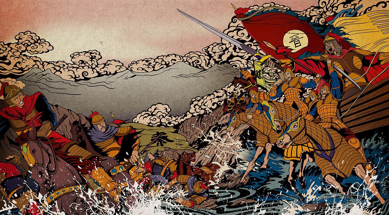 后勤的限制——古代大军的脆弱性