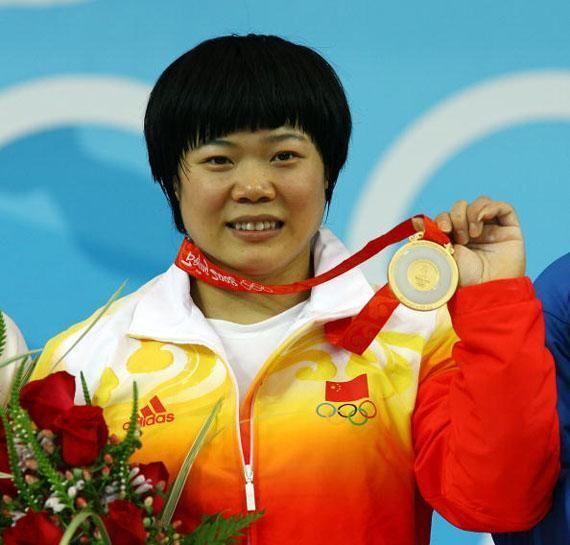 八年后,女举京奥金牌被剥夺----看孙杨三次被怼