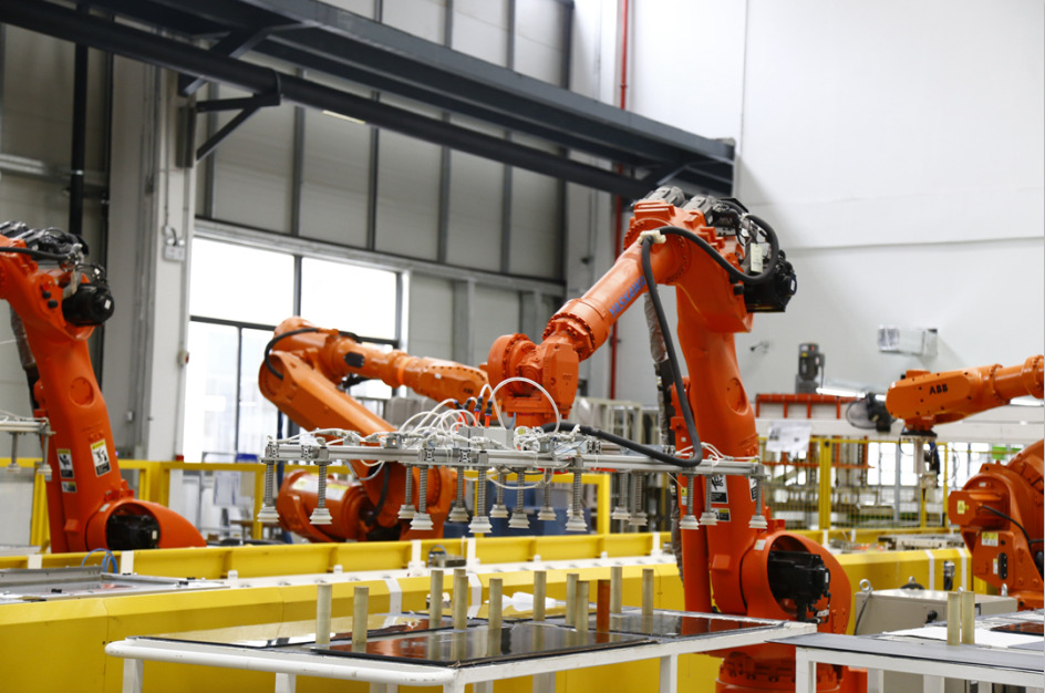 全球首家智能+5G互联工厂在海尔落成