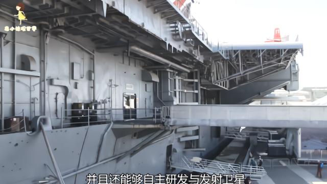 """中国航天传来捷报:""""航天母舰""""首次亮相,三只""""巨兽""""现身码头"""