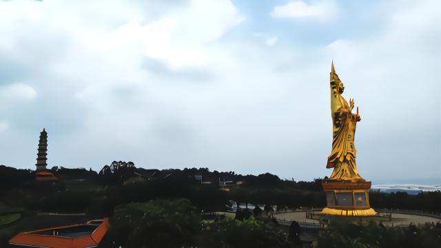 永不凋谢的莲花——莲花山祈福之旅15