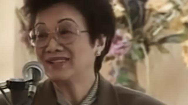 她当上外国总统,却没忘自己是中国的女儿,常把祖籍挂在嘴边