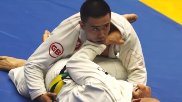 一项专攻降服的武术——巴西柔术