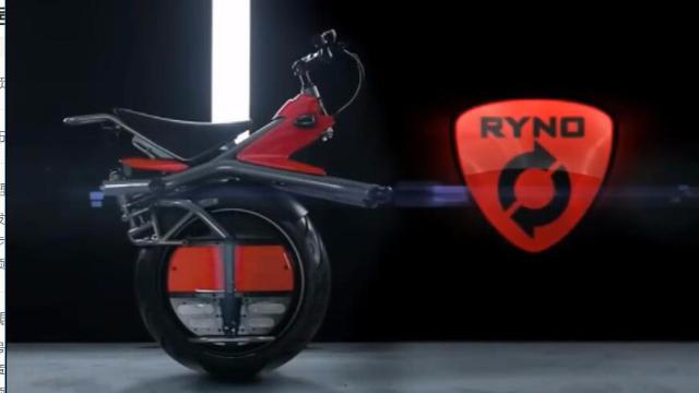 澳门威尼斯人最流行的玩具,独轮摩托车