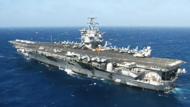 世界上有6个国家能独立建造航空母舰