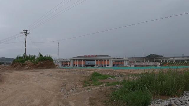 鲁南高铁改名日兰高铁,临沂临港唯一的站点叫厉家寨站,即将建成