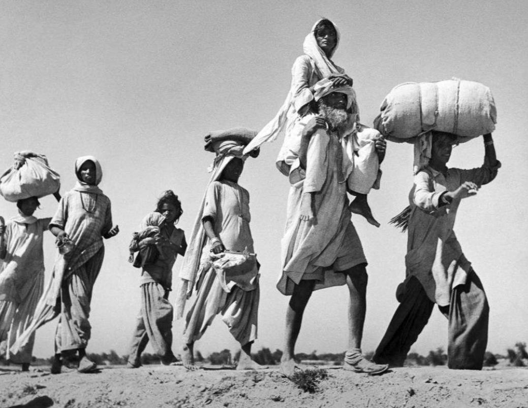 印巴分治英国埋下祸根,两个国家打了七十年,百万人口死亡