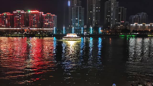 十年前曾是亚洲第一高的河源新丰江音乐喷泉3