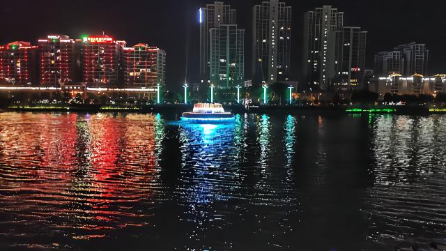 十年前曾是亚洲第一高的河源新丰江音乐喷泉5