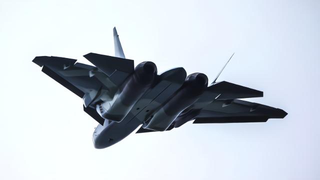 第六代战斗机到底有多强,美国空军实验室揭示了答案