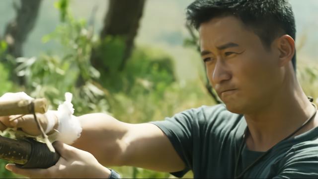 战狼:农村中最贵一脚,票房一脚直接踢出56亿吴京,实在喜剧电影电视剧排行图片