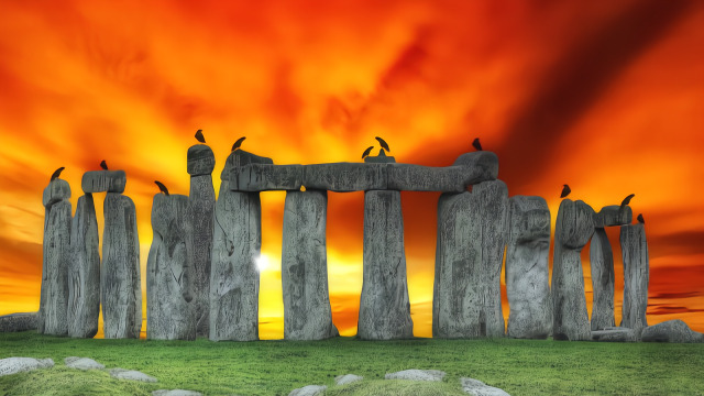 史前文明真的存在?考古学家发现史前文明遗址!