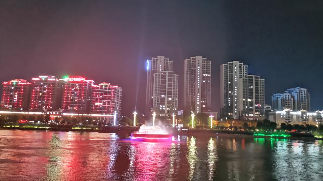 十年前曾是亚洲第一高的河源新丰江音乐喷泉7