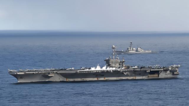 美军:中国拒绝两艘美国军舰访问香港的请求