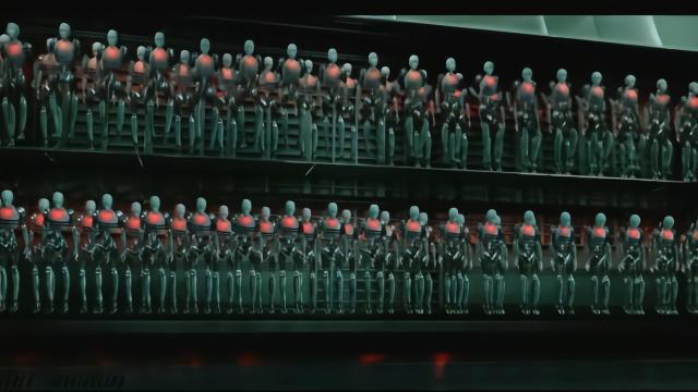 假如有一天人工智能高度发达,它们会消灭人类吗?