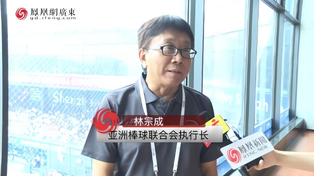 中国大陆的棒球会成为继美国后世界第二大的棒球发展国家