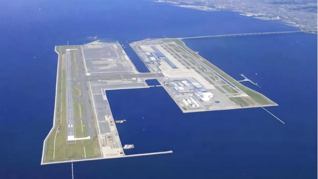 日本耗费100亿美金填海造机场,如今面临被淹没,向中国求助!