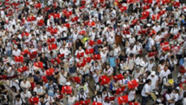 这10周 香港发生了什么?
