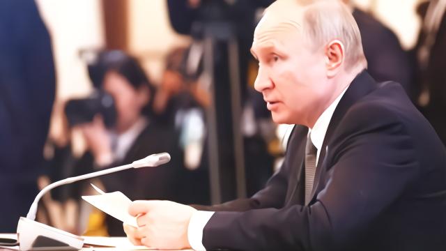 普京:美国一直在制造《中导条约》所禁武器