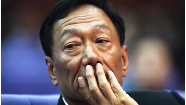 """吃着中国的饭,赚着中国的钱,郭台铭一句""""混账话""""引发众怒"""