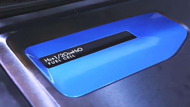 在氢动力汽车上,长安汽车动了真格