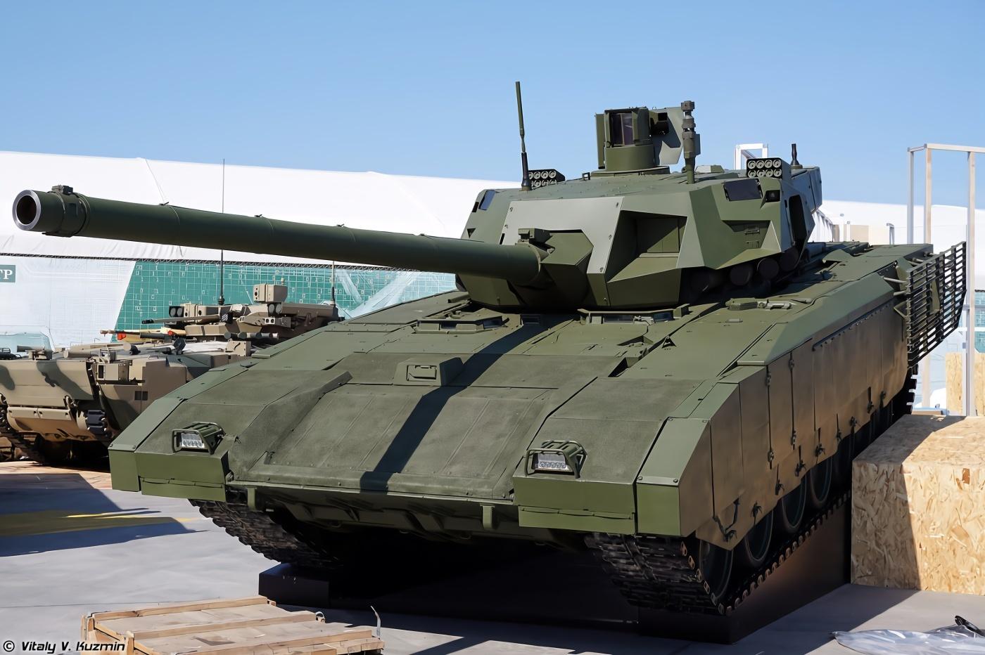 如果印度买了阿玛塔,VT-4外贸坦克或将继续升级