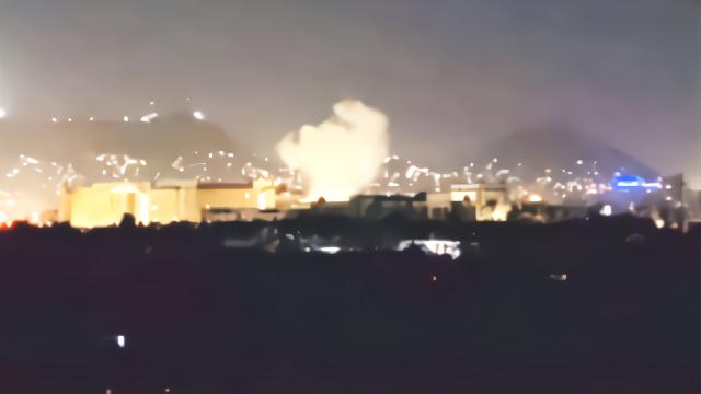 911纪念日 一枚火箭弹在美驻阿富汗大使馆附近爆炸