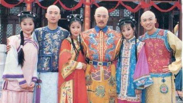 还珠格格演员现状,赵薇成富婆,林心如成人生赢家,他却进了监狱