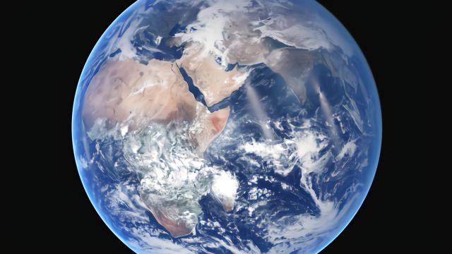 比地球大3倍的类地行星,正在快速向太阳系奔来,每秒图片