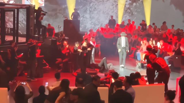 杰克逊家族唯一认可最像MJ的中国人王杰克逊澳门演唱会