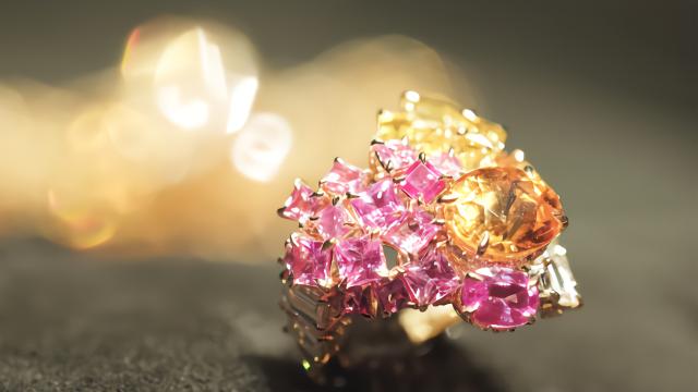 寸镜说 | 迪奥推出全新顶级珠宝系列Gem Dior