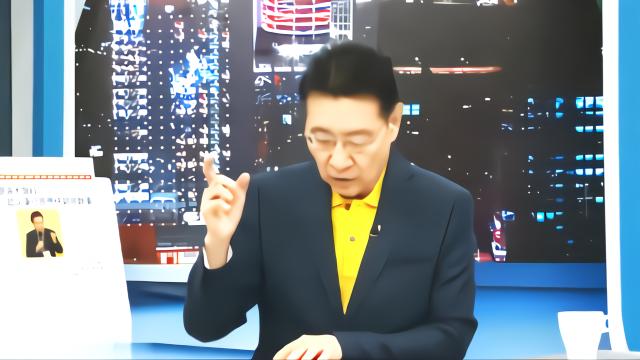 """赵少康亲口证实:曾被郭台铭邀约,让其出任""""竞选总干事"""""""