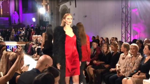 中国时装设计师亮相斯洛伐克顶级时装周