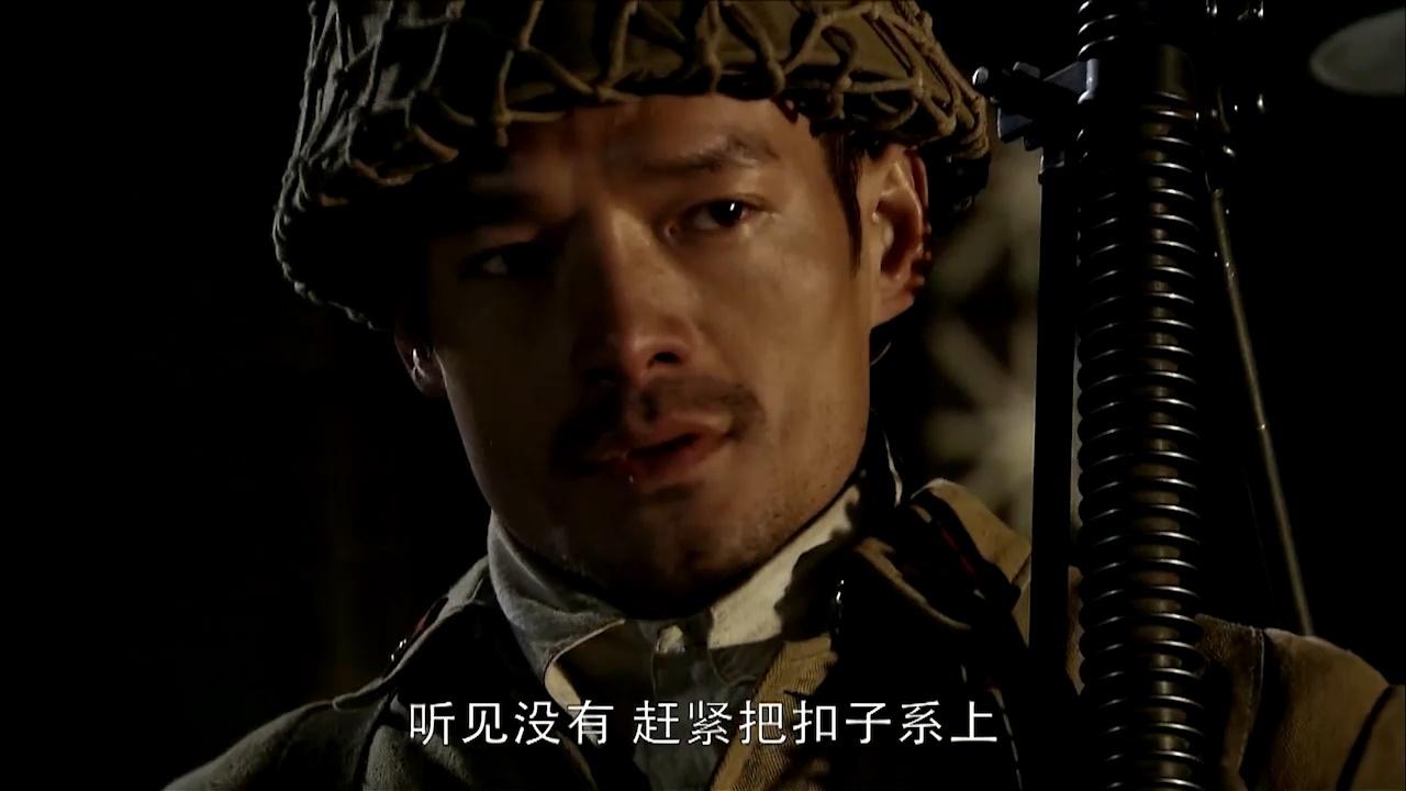 中国士兵伪装成日本兵,结果因为没系扣子被训斥,还听不懂日语