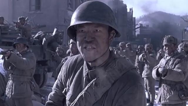 冯小刚导演战争大片《集结号》诠释什么叫战争,残酷惨烈撕心裂肺