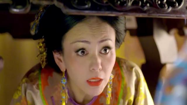 韦小宝对于公主的刁难终于忍无可忍,竟然动手打公主,一句话哄好
