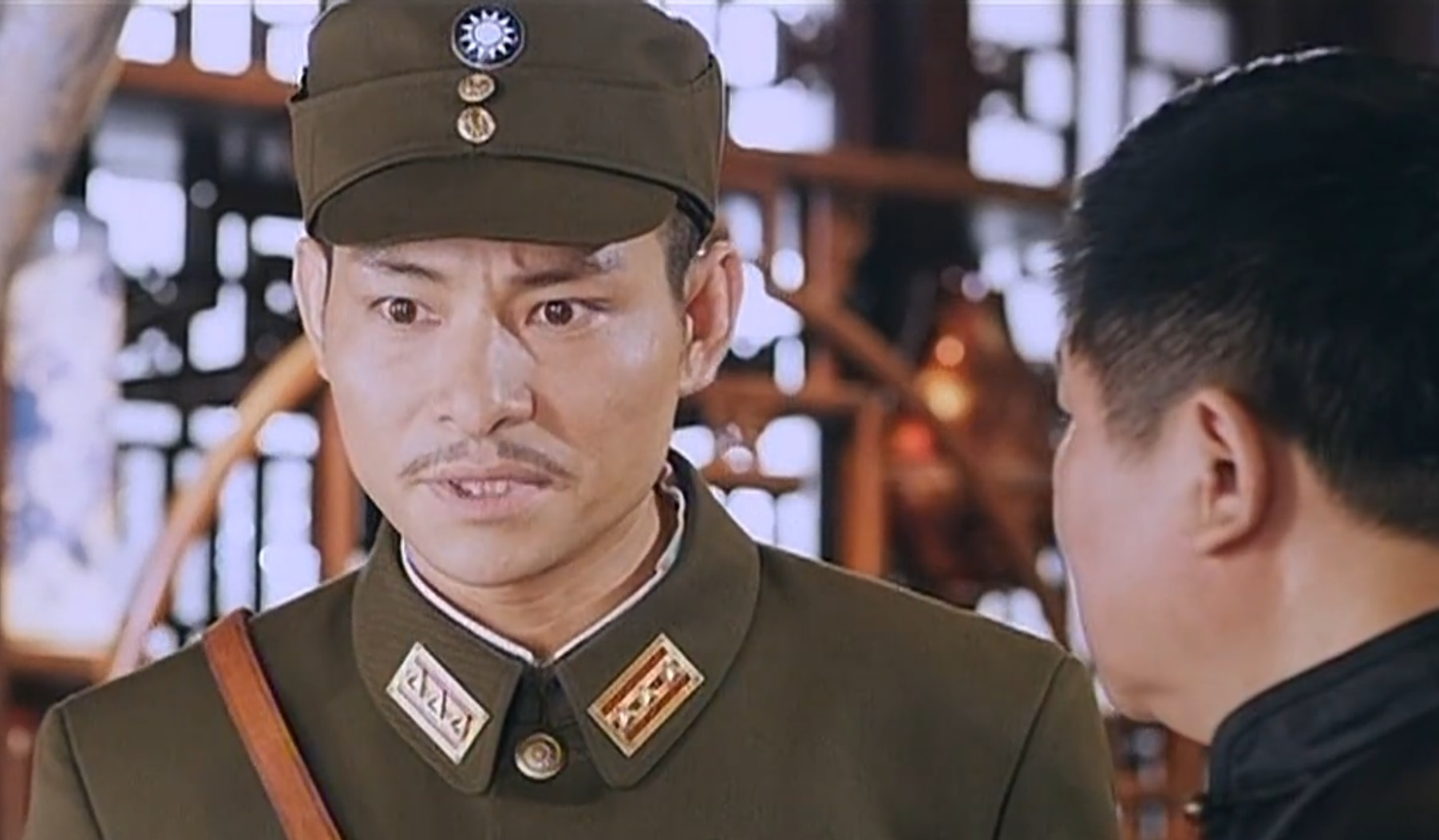 陈启抓住刘政委,李剑为解救刘政委,化身特派员