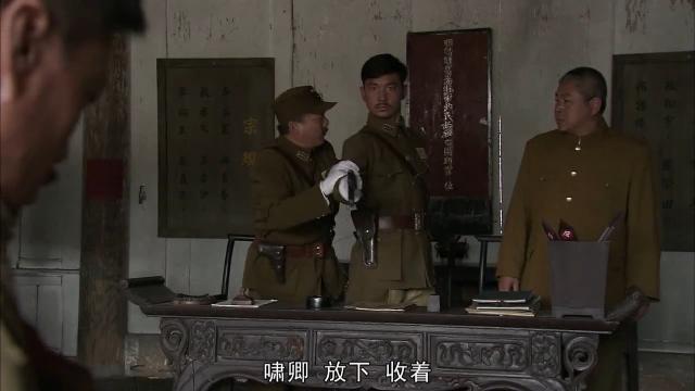 本来是三司会审,团长几句话说完师长就直接拔枪了!真是可怕