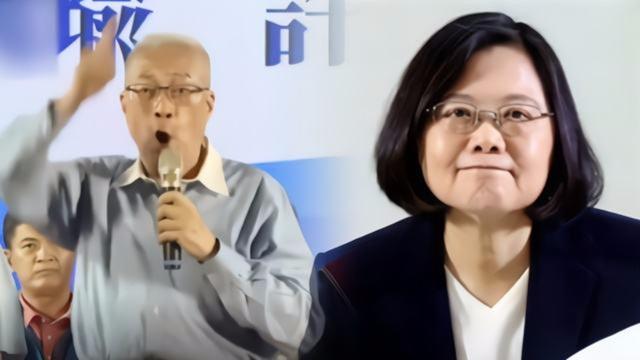 受够了蔡英文自夸 吴敦义强力回怼:她到底有什么好吹牛的?