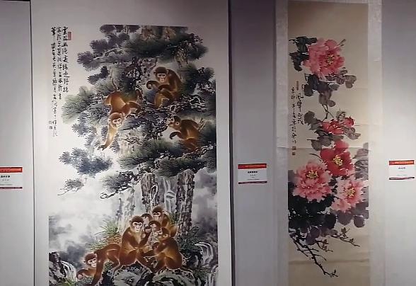庆祝中华人民共和国暨人民政协成立七十周年艺术展