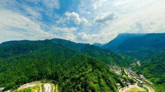 """四川这座山不比峨眉山差,被称为""""第五洞天"""",还是一个避暑胜地"""